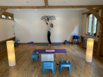 Movement Meditation Online with Sarah Church