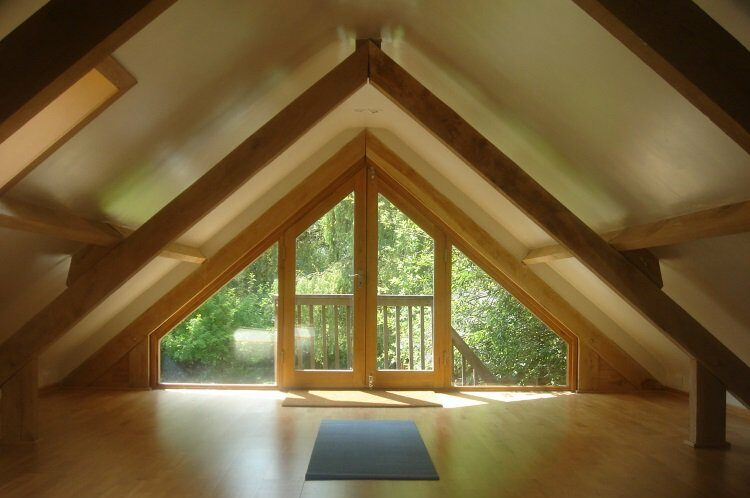 One to One Yoga studio in Guildford