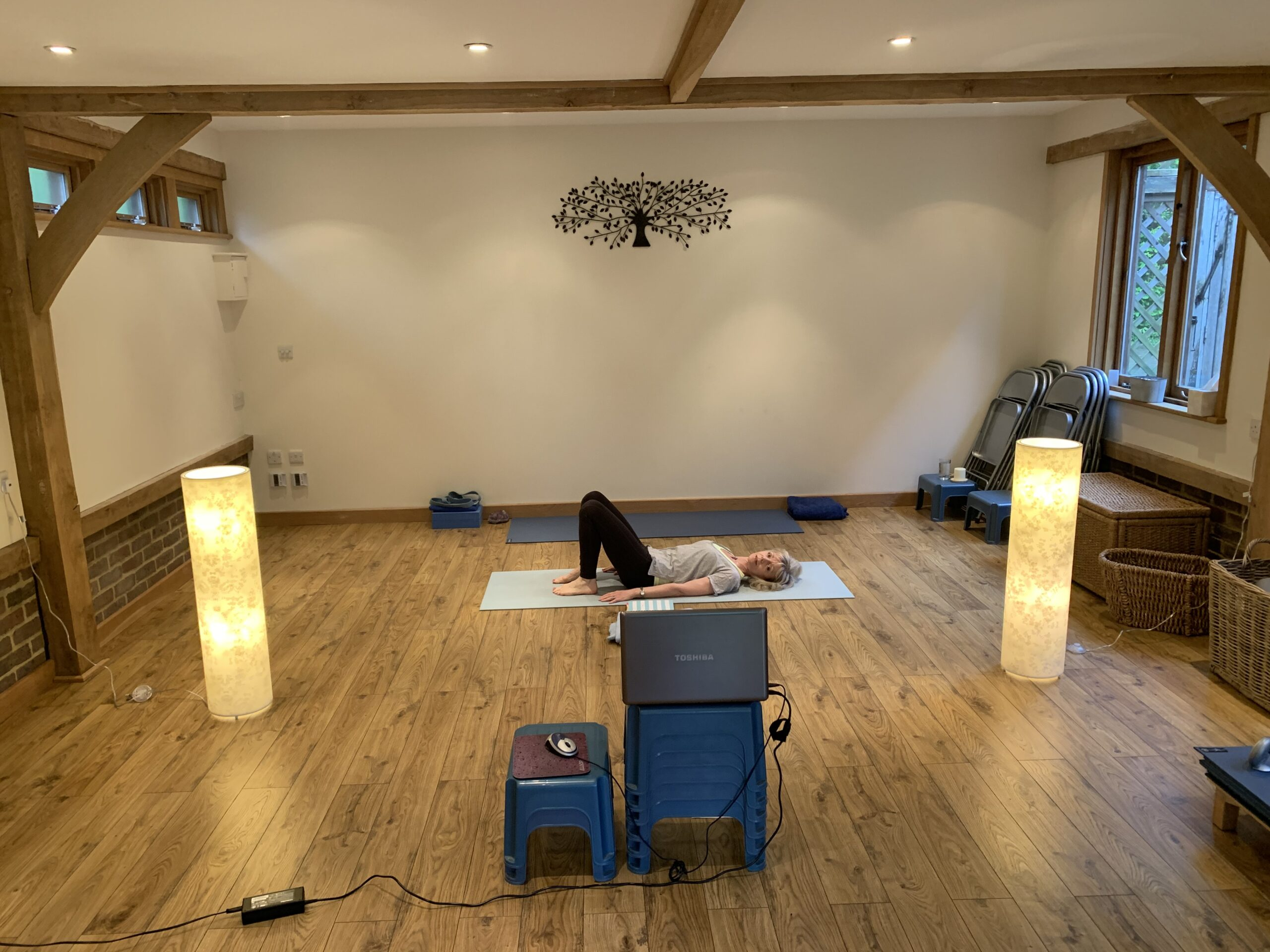 Sarah Church shows Relaxation & Meditation classes Online.