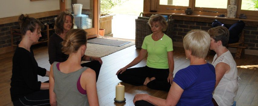 Relaxation and Meditation classes in Guildford, Surrey